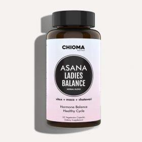 Asana LadiesBalance Healthy Cycle Original Herbal Blend